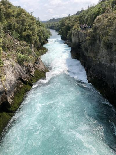 ニュージーランド北島をレンカカーでトレッキングの旅 4日目