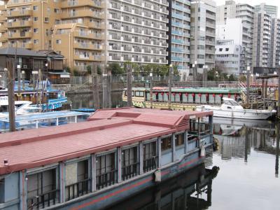 品川界隈 旧東海道品川宿をぷらぷら