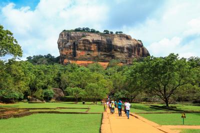 2019年末 スリランカの旅