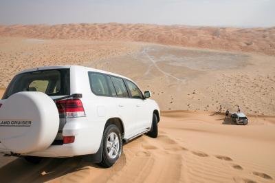 UAE5泊6日 前編 絶景の砂漠リゾート アナンタラ・カスール・アル・サラブ