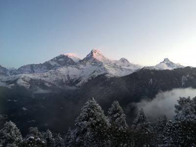初ネパール プーンヒルトレッキング vol3