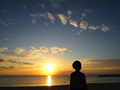 子連れで冬の沖縄リベンジ旅④