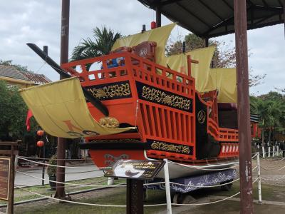 悠久のベトナム中部世界遺産巡り5日間 3日目の2 ホイアン市内観光