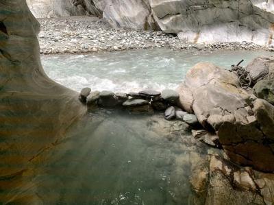 文山温泉・水簾洞