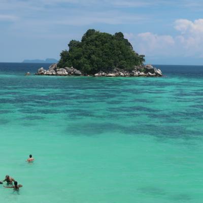 アラサ―女子の一人旅 タイのモルディブ6