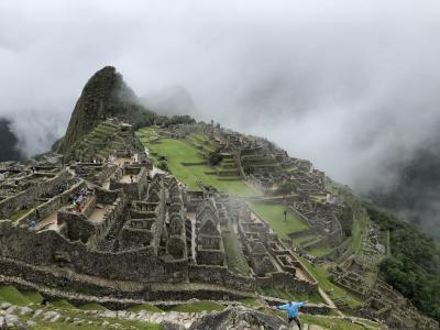 マチュピチュは遠かった、ペルーは美味しい国でした②