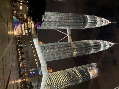 初、マレーシア!!