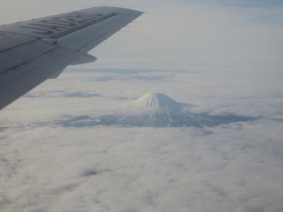 2020.Jan 札幌丘珠空港から函館空港、飛行機に乗りたくて出かけました