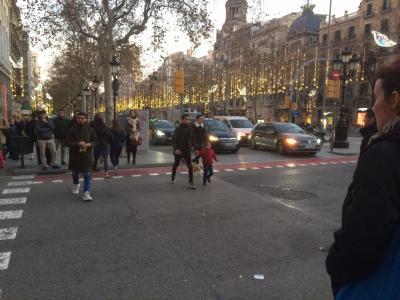 2019年年末年始・スペイン・ポルトガル早歩きの旅(ICN経由でバルセロナへ 出発篇)