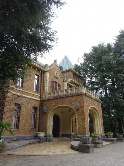 旧前田家本邸  貴族の館を堪能いたしますわよ。