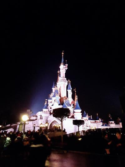 至上最悪のカウントダウンはフランスで☆4日目はいよいよカウントダウン