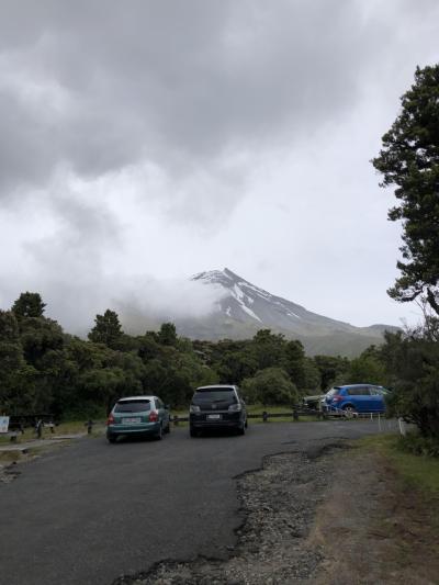 ニュージーランド北島をレンカカーでトレッキングの旅 7日目