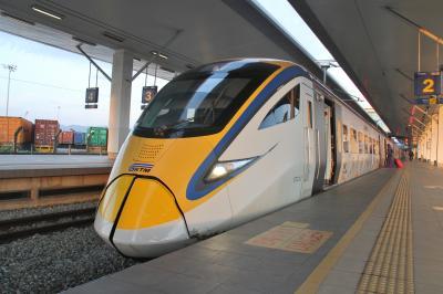 169. マレー鉄道で バンコク~ペナン~クアラ Day 4 KLをブラブラしてSt. Regisに宿泊