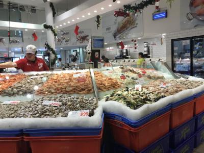 フィッシュマーケットは中国人目線 シドニーひとり旅 2020-6