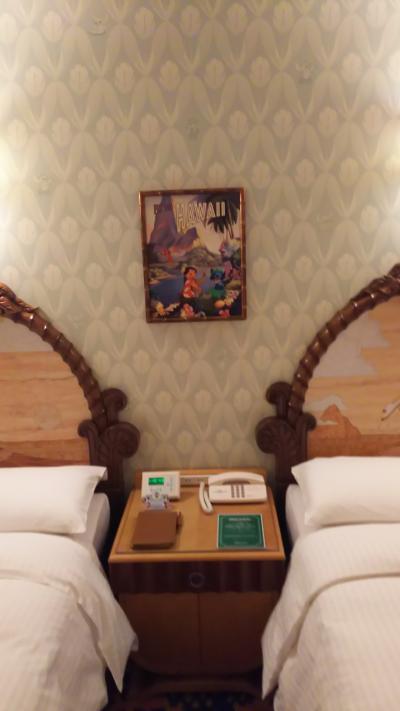 ディズニーアンバサダーホテル宿泊記2019 パート1
