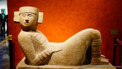 2019年末年始旅はメキシコへ!①メキシコシティ1日目は国立人類学博物館へ!