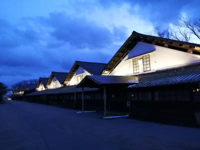 '20 冬の東北駅さんぽ21 山形 酒田さんぽ(満月のワンタンメン~山居倉庫)