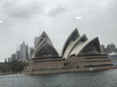 日曜日はopalカード 200円で乗り物乗り放題  シドニーひとり旅 2020-8