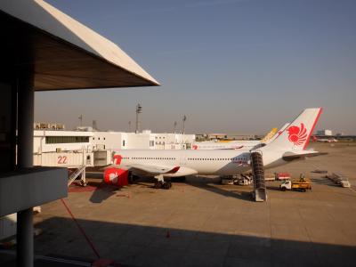 タイライオンエアA330-900neo 成田~バンコク~ヤンゴン搭乗記