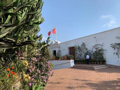 2019年12月個人手配でペルー旅⑥リマ