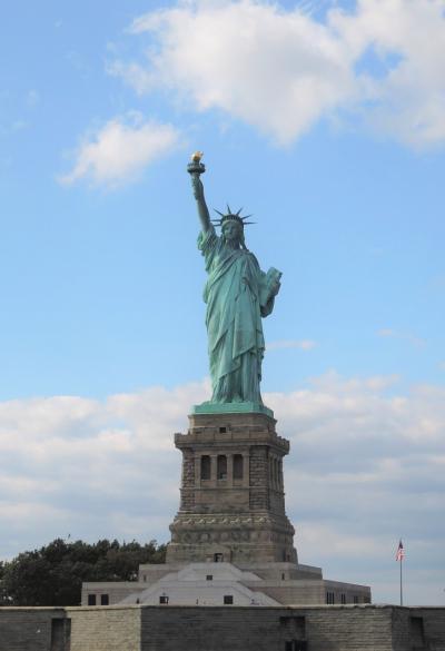 一か月遅れの夏休みニューヨーク2019③ロウアーマンハッタン