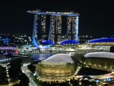 5年ぶりシンガポールちょこっと台北 2020.1【シンガポール編】