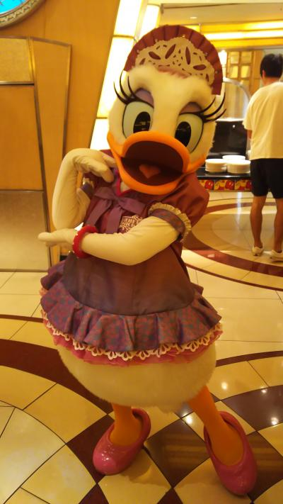 ディズニーアンバサダーホテル宿泊記2019 パート2