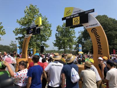 【編集中】Tour de France 観戦記 2019 【入国~フランス選手権】