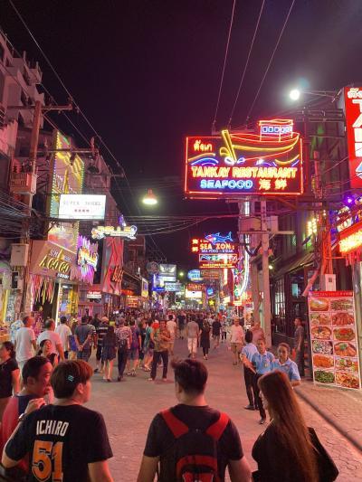タイへの癒し旅行
