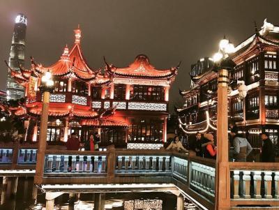 初めての上海旅行