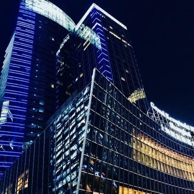 6回目の上海 ≪Grand Kempinski Shanghai Executive River View ≫