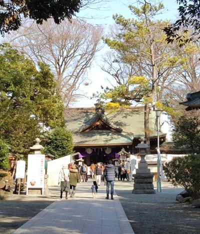 開運2020  平塚  前鳥神社