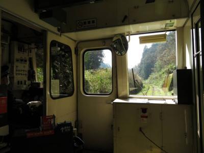 ローカル線中国山地横断の旅。
