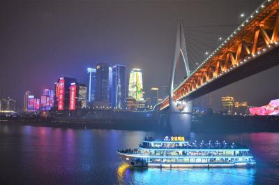 【中国・重慶/1】日本初就航の中国西部航空で摩天楼の都へ行ける時に行っておく(大阪→重慶)