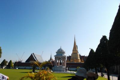タイの寺院巡り①バンコク