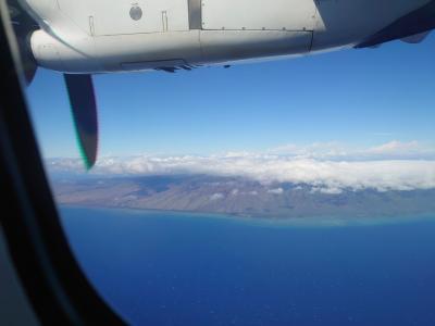 初ハワイ?なのにマウイ一周とオアフ島の旅8泊10日①