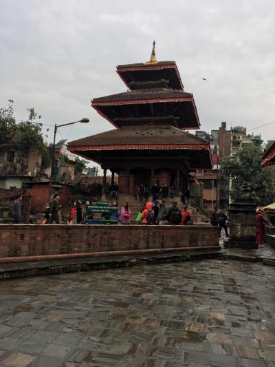 ネパール7日間の旅3日目後半戦~地震で壊れたままのグダグダなカトマンズ遺跡に愕然とするの巻~
