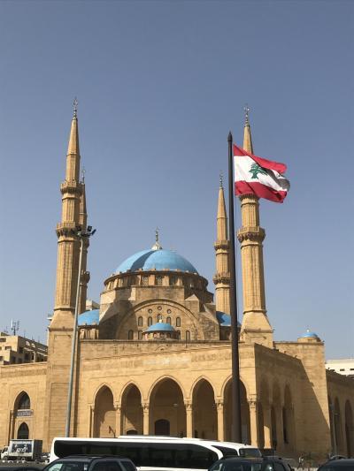 シャム旅 レンタカーでレバノン3泊4日(最終日)ベイルート観光 2019年春