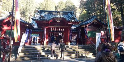 行くぜ箱根!トスラブ箱根ビオーレ・箱根神社