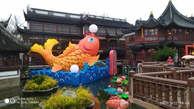 帰省のよりみち旅(上海・揚州)滞在20時間