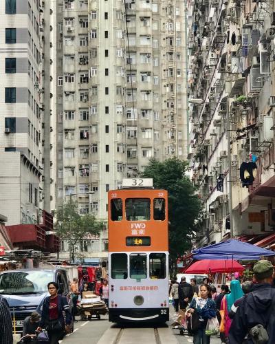 2020年は、香港応援旅から始めよう!!