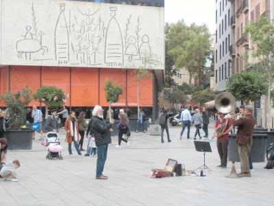 マドリッド・バルセロナ アートを楽しむ一人旅