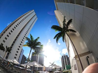 ハワイオアフ島旅行記2020~1日目アロヒラニリゾートに泊まってみた~