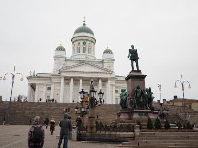 2019-2020年末年始 乗り継ぎヘルシンキ