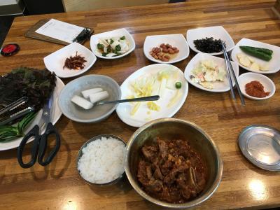 釜山食い倒れの旅