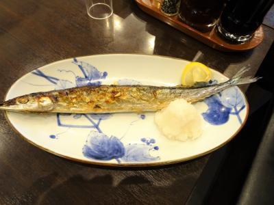 東京 巣鴨の食堂で 美味しい定食を頂き大満足!