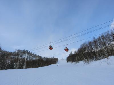 2020年の初旅行は北海道! その①まずはスキーを楽しみます。