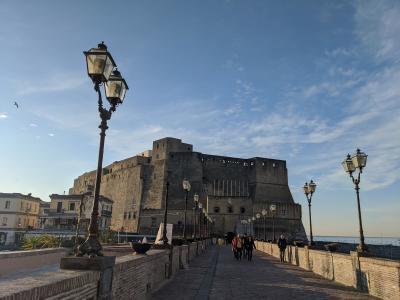 優雅な南イタリア8日間⑤(ナポリ~帰国)