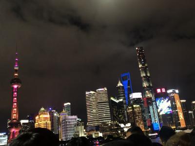 年越し上海旅行