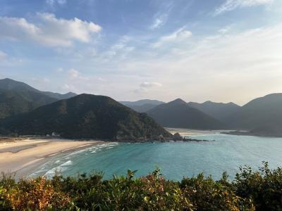 <長崎・キリシタン物語・4>教会だけ?いや絶景も!福江島の海はどこまでも青かった・・・